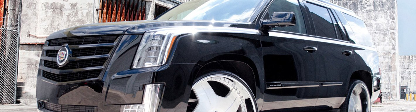 2015 Cadillac Escalade Accessories & Parts