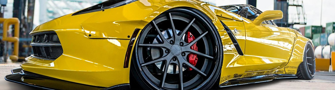 2016 Chevy Corvette Accessories & Parts