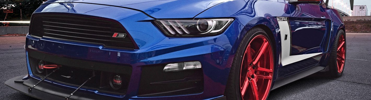 2015 Ford Mustang Accessories & Parts