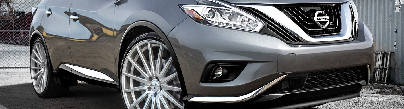 2015 Nissan Murano Accessories Amp Parts At Carid Com