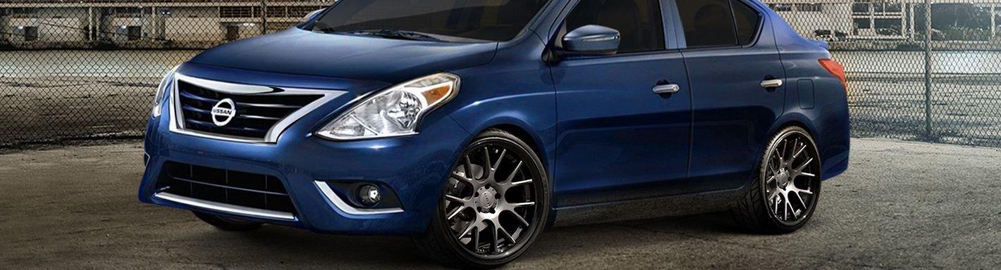2015 Nissan Versa Accessories & Parts at CARiD.com