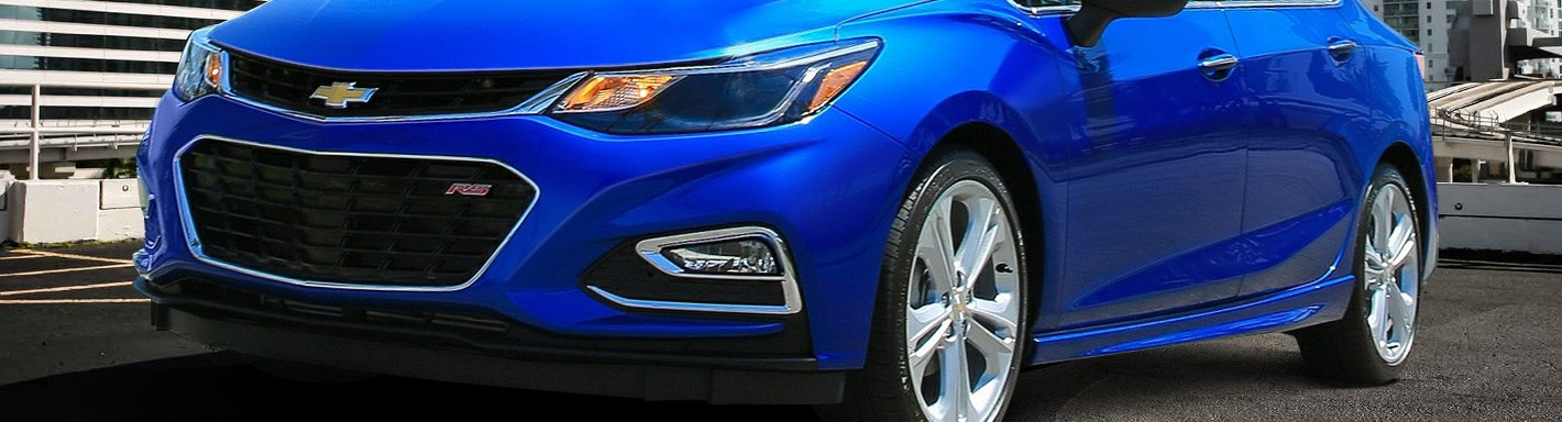 2017 Chevy Cruze Accessories & Parts at CARiD.com
