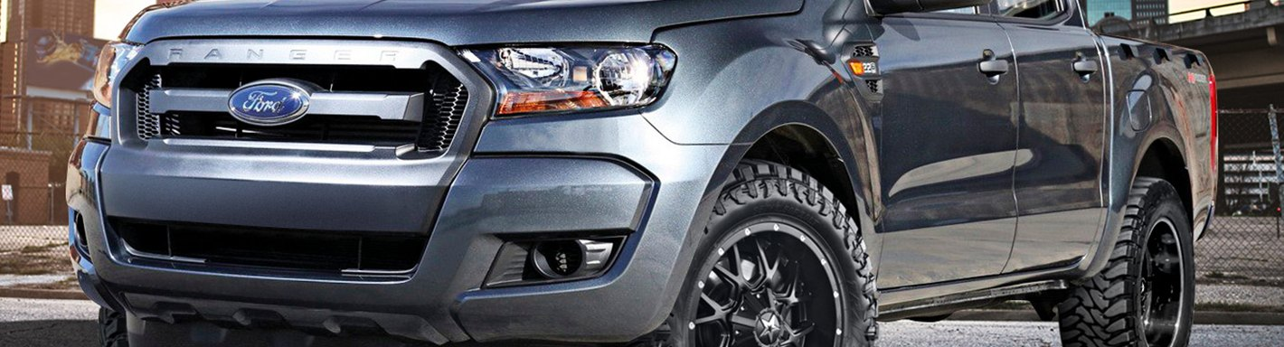 2017 Ford Ranger Accessories Parts At