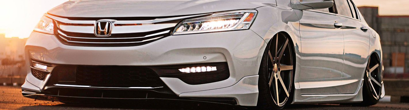 2017 Honda Accord Accessories Parts