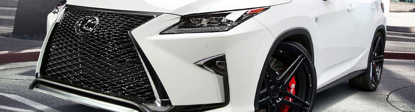 2017 Lexus RX Accessories & Parts at CARiD.com