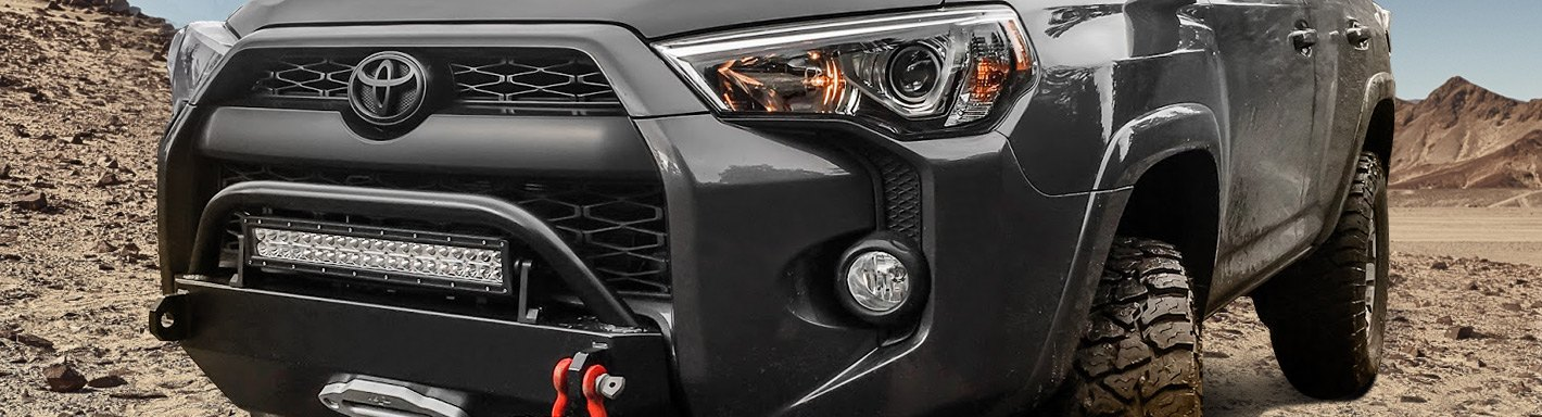 2017 Toyota 4runner Accessories Amp Parts At Carid Com