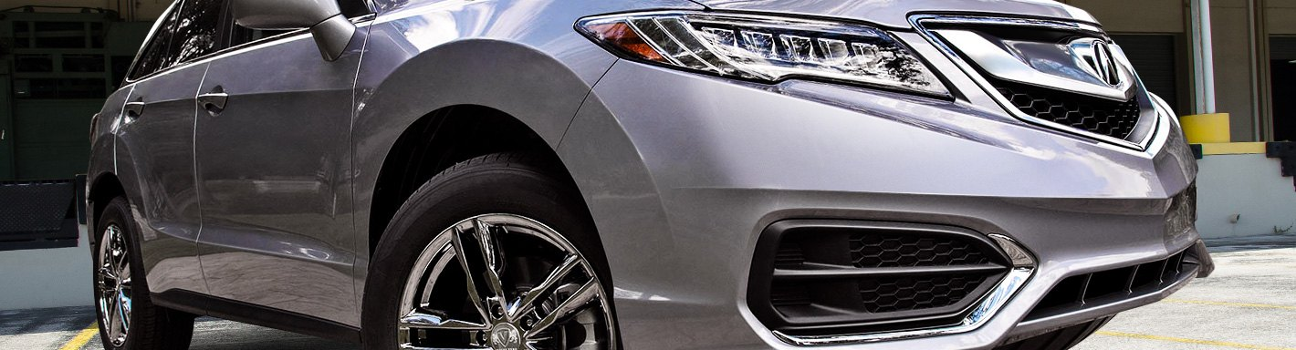 Acura RDX Accessories Parts At CARiDcom - 2018 acura rdx accessories