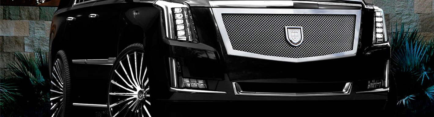 2016 Cadillac Escalade Accessories Parts At