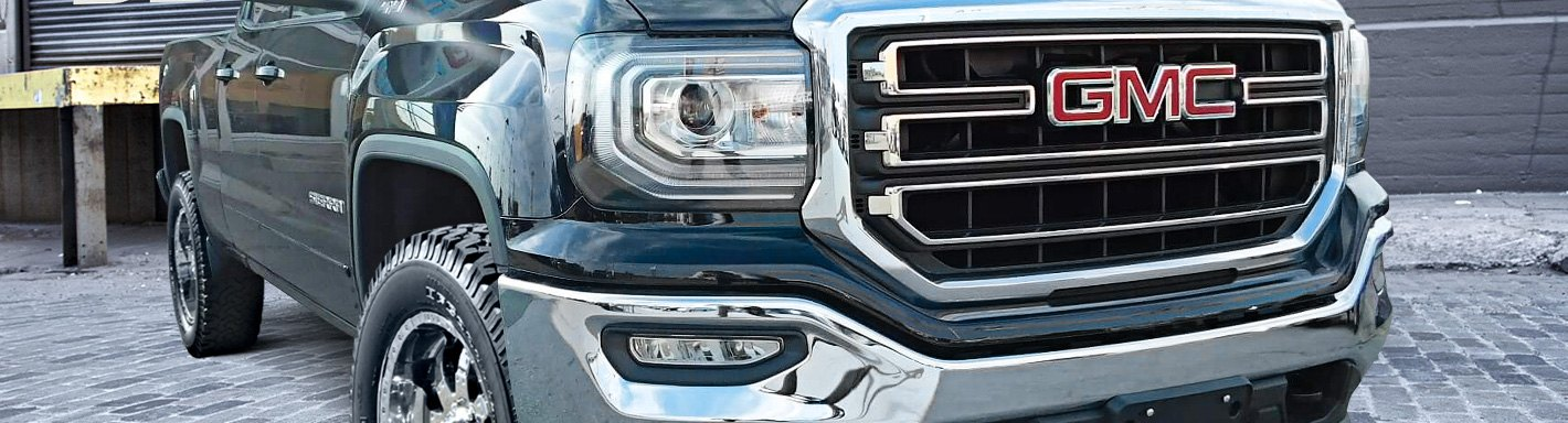 Gmc Truck Parts >> 2016 Gmc Sierra Accessories Parts At Carid Com
