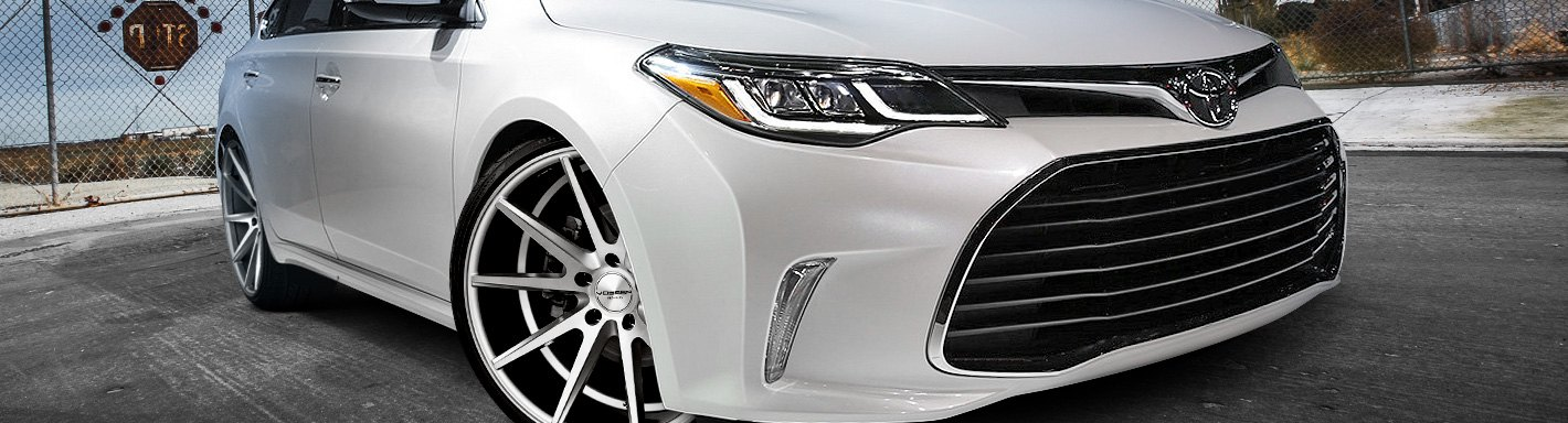 2016 Toyota Avalon Accessories Parts