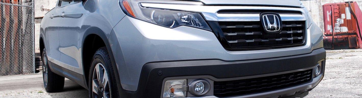 2018 Honda Ridgeline Accessories Parts