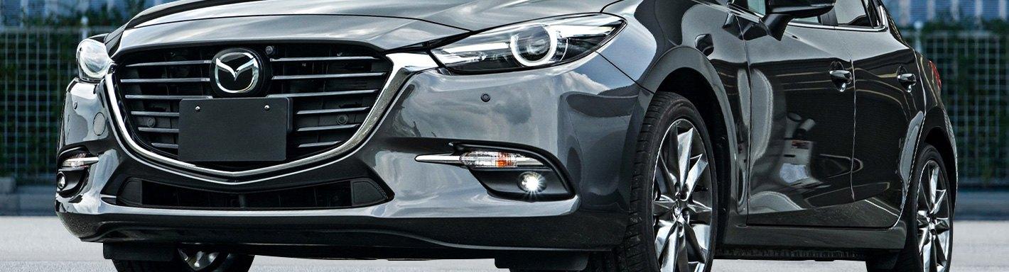 2017 Mazda 3 Accessories Parts