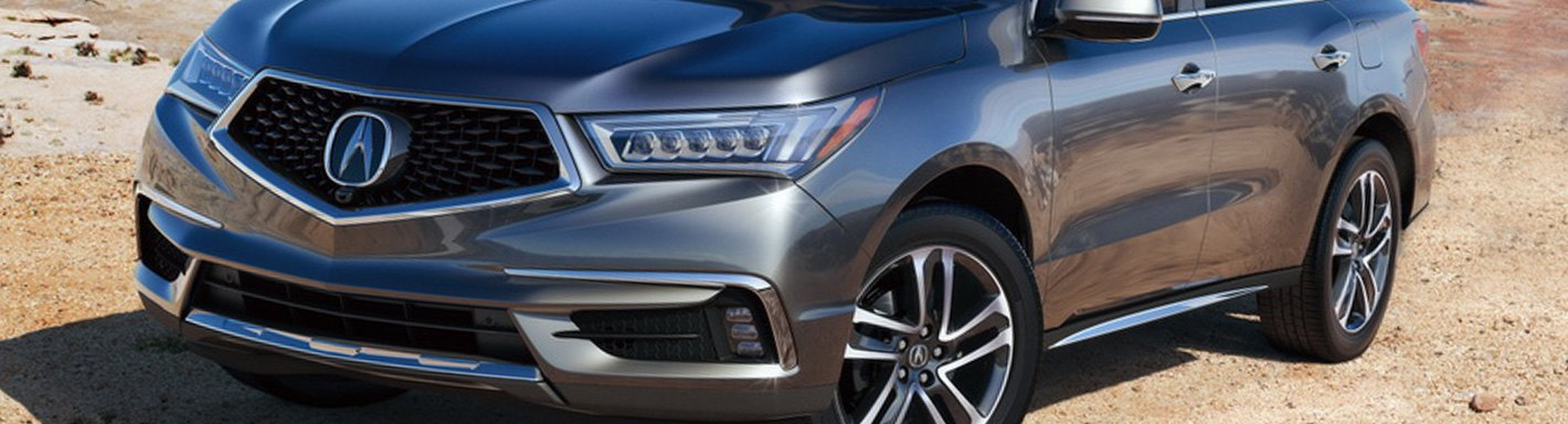 Acura MDX Accessories Parts At CARiDcom - Acura mdx replacement parts