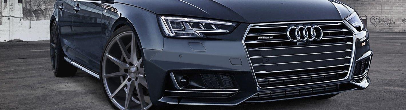 2017 Audi A4 Aftermarket Parts