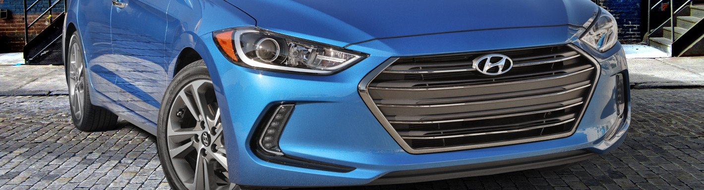 2017 Hyundai Elantra Accessories & Parts at CARiD.com