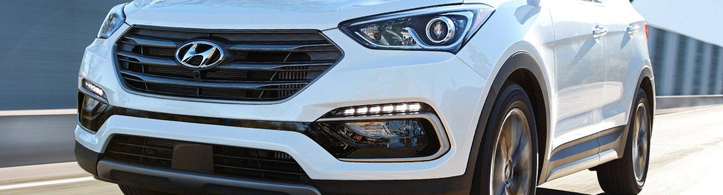 2017 Hyundai Santa Fe Accessories & Parts at CARiD.com