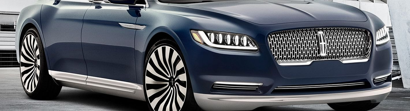 2017 Lincoln Continental Accessories & Parts