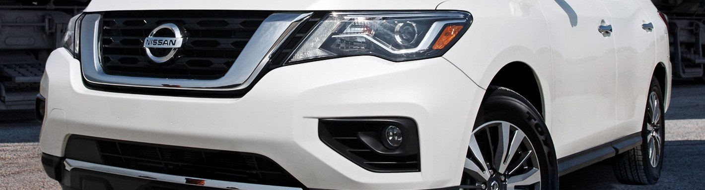 Nissan Pathfinder Accessories Nissan Recomended Car