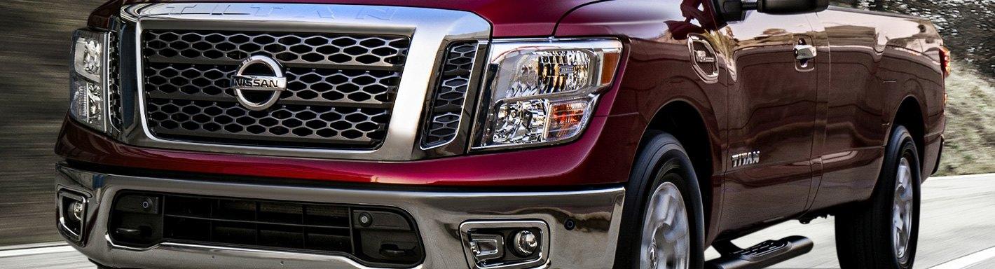2017 Nissan Titan Interior Accessories | Decoratingspecial.com