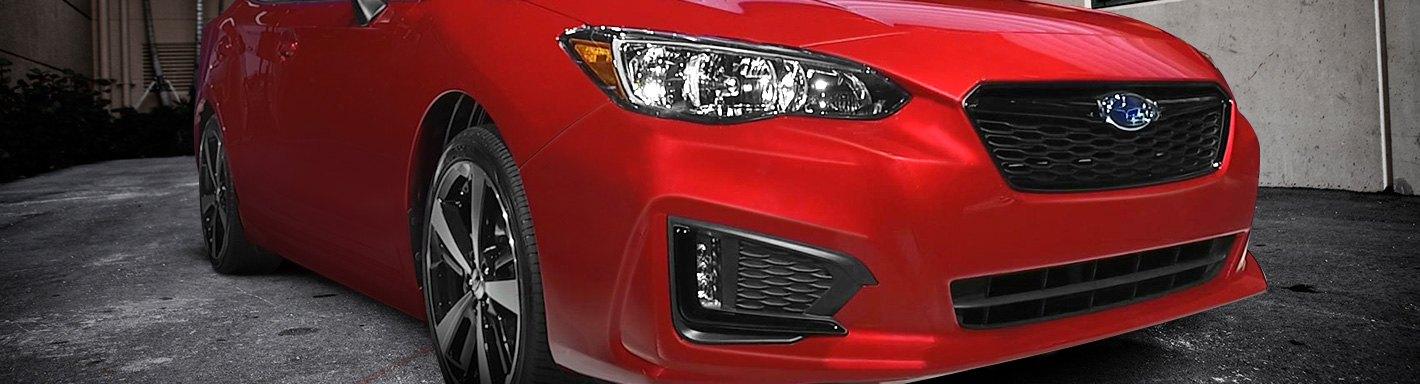 2017 Subaru Impreza Accessories Parts