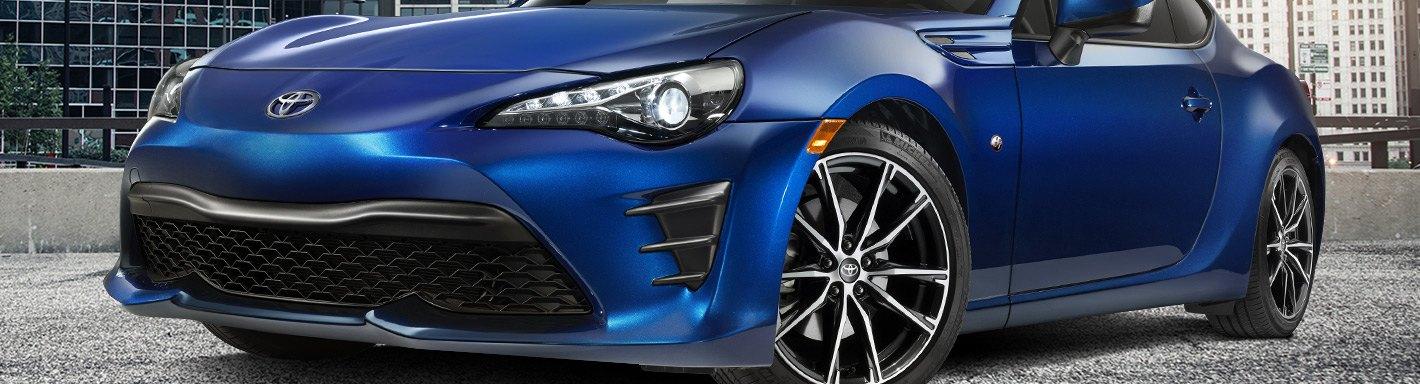 2017 Toyota 86 Accessories Parts