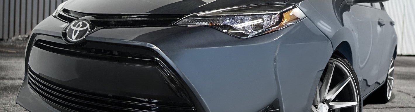 2017 Toyota Corolla Accessories Parts