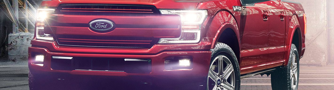 2018 Ford F-150 Accessories & Parts at CARiD com