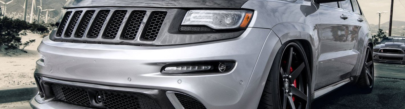 2017 Jeep Grand Cherokee Accessories Parts