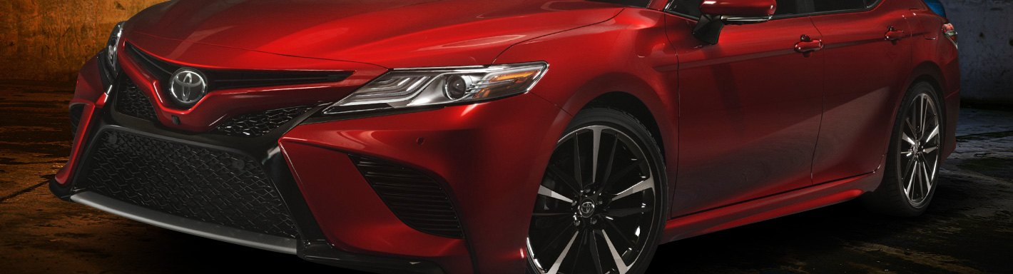 2018 Toyota Camry Accessories & Parts at CARiD com