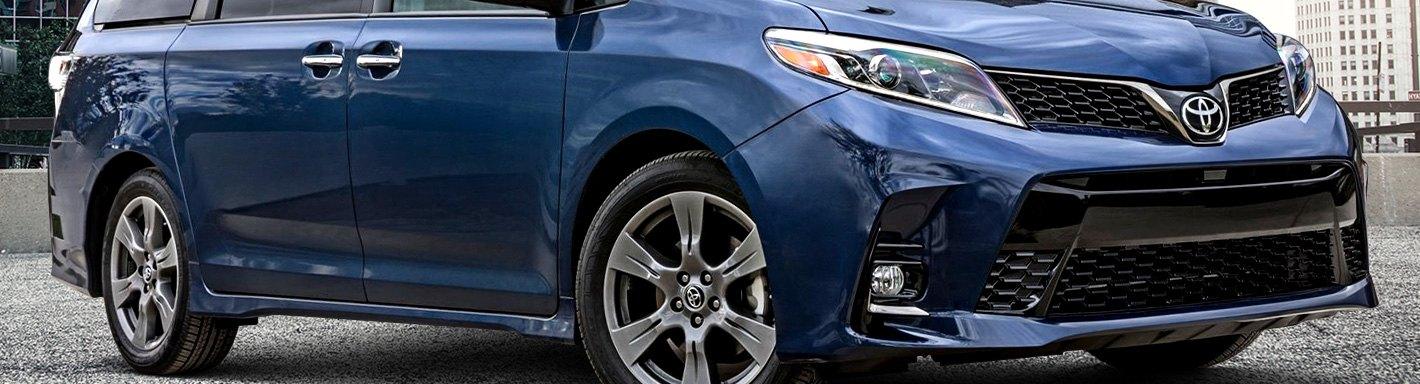 2018 Toyota Sienna Accessories Parts