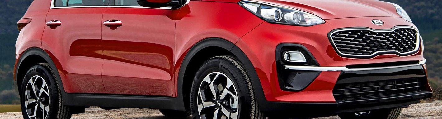 2019 Kia Sportage: Upgraded Design And New Hybrid System >> 2019 Kia Sportage Accessories Parts At Carid Com