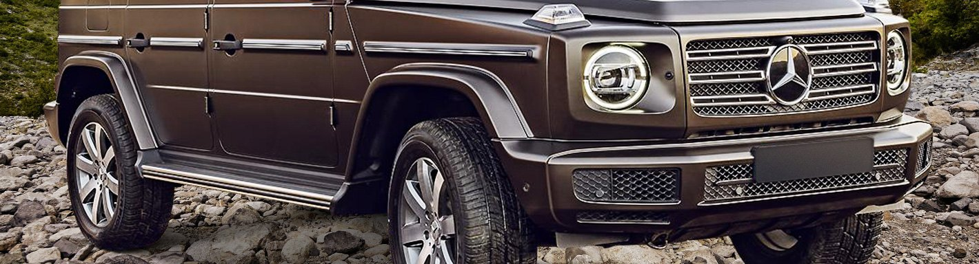 2019 Mercedes G Class Accessories & Parts at CARiD com