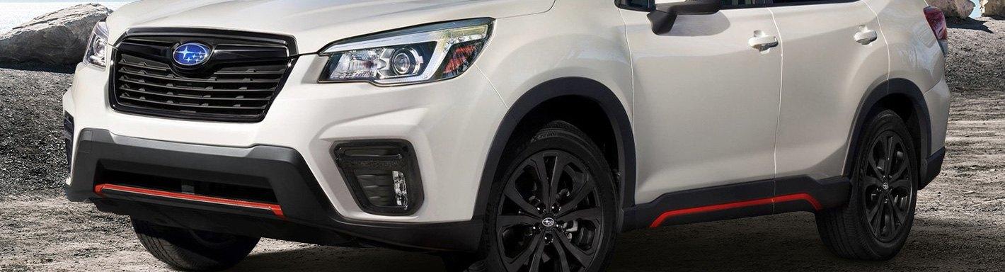 2019 Subaru Forester Accessories Parts At Carid Com