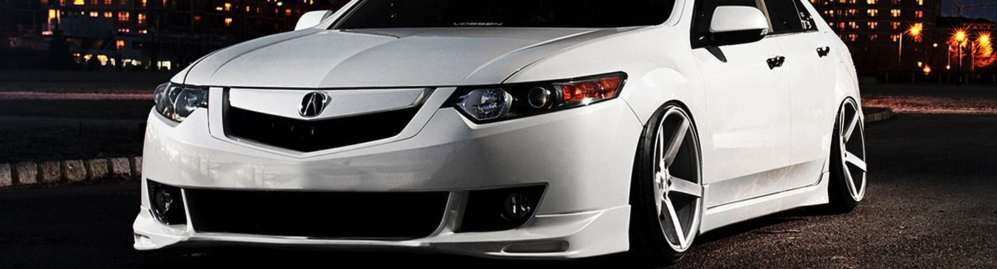 Acura TSX Accessories Parts CARiDcom - 2018 acura tsx grill replacement