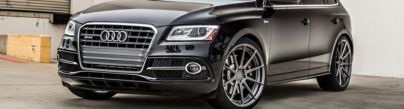 Audi Q5 Accessories Amp Parts Carid Com