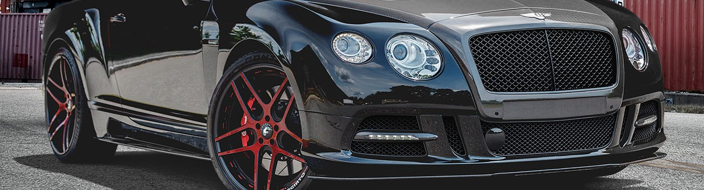 Bentley Continental Accessories & Parts