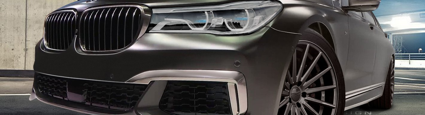 BMW 7-Series Accessories & Parts - CARiD.com