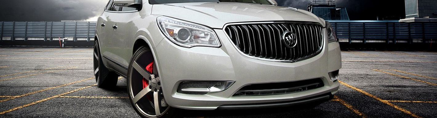 buick enclave accessories buick enclave accessories & parts carid com Factory Buick Enclave Hitch at eliteediting.co