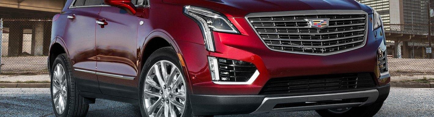 Cadillac XT5 Accessories & Parts - CARiD.com