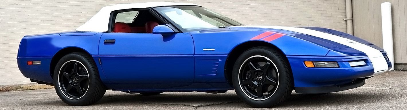 1987 Chevy Corvette Accessories & Parts at CARiD.com on