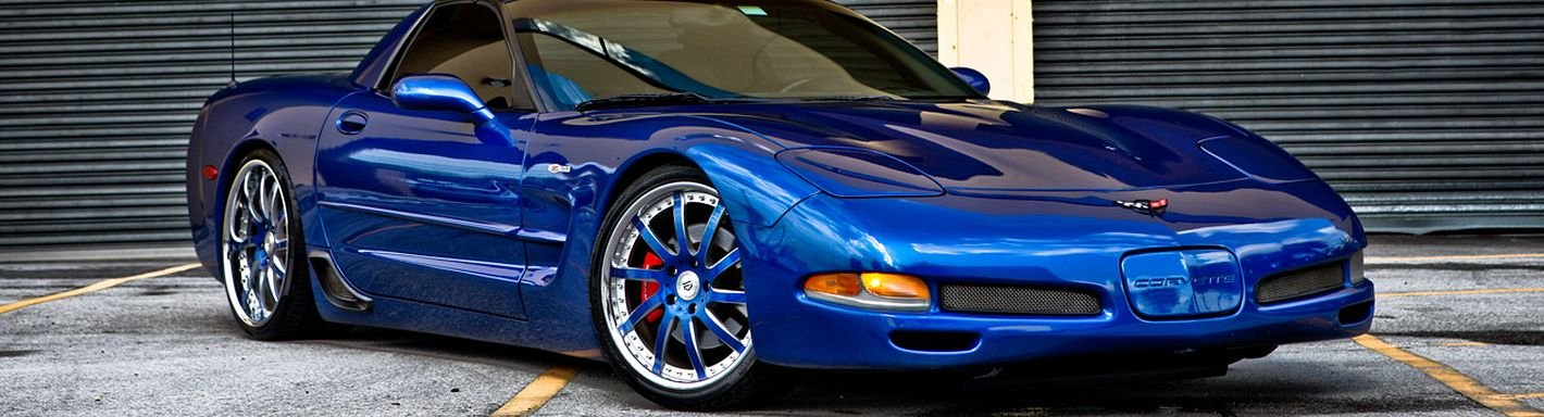 2001 Chevy Corvette Accessories & Parts