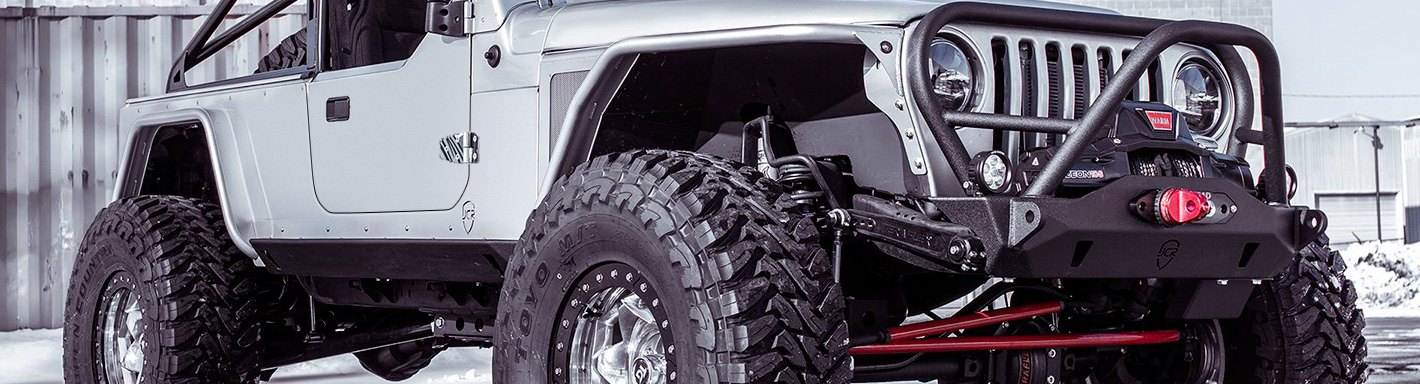 2001 Jeep Wrangler Accessories & Parts