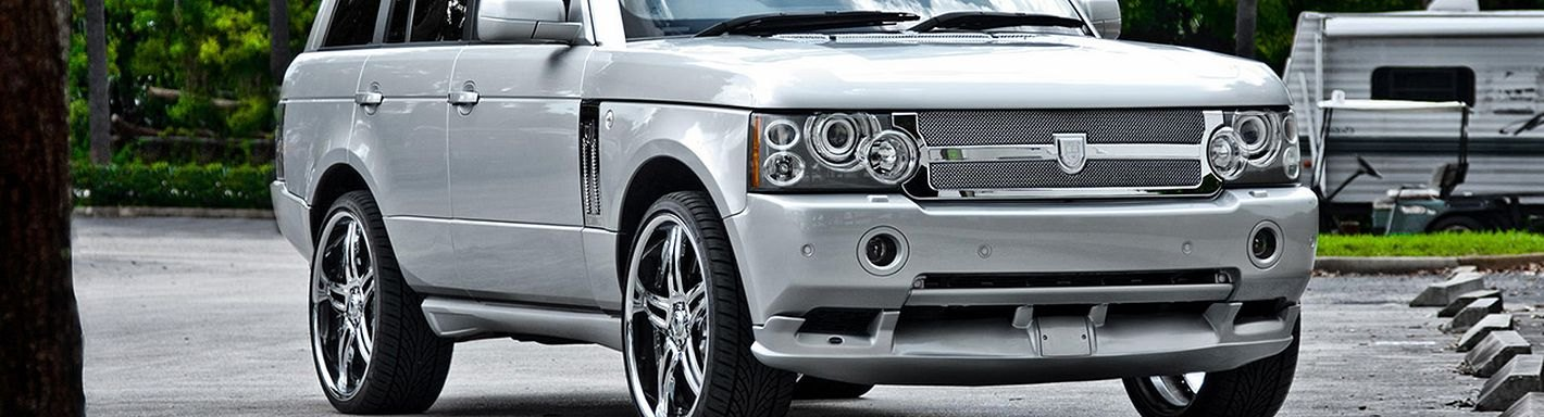 2004 Land Rover Range Rover Accessories & Parts