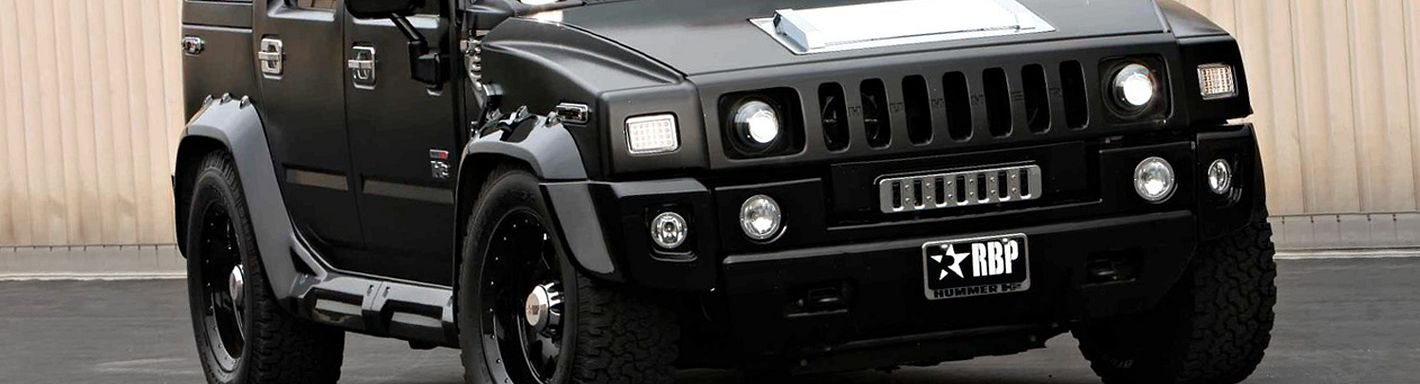 2008 Hummer H2 Accessories & Parts