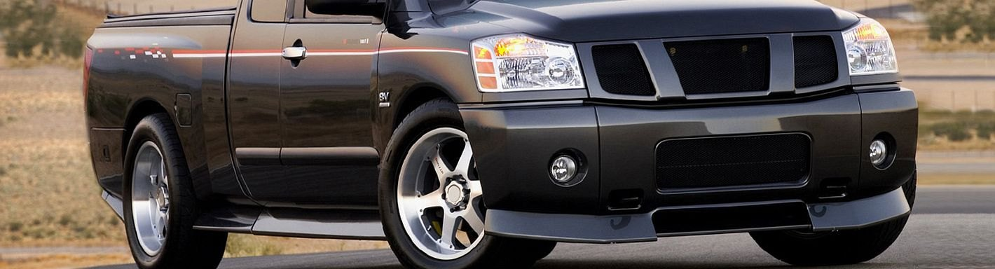 2011 Nissan Titan Accessories & Parts