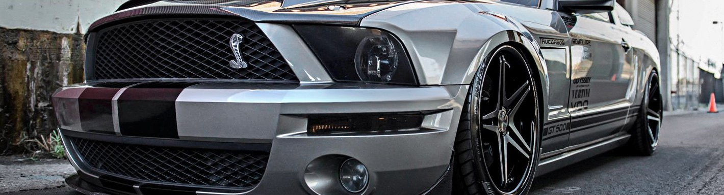 Ford Mustang Parts >> 2006 Ford Mustang Accessories Parts At Carid Com