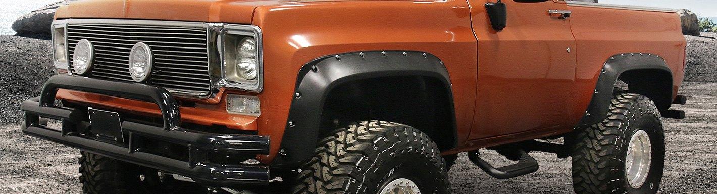 Chevy Blazer Accessories Parts