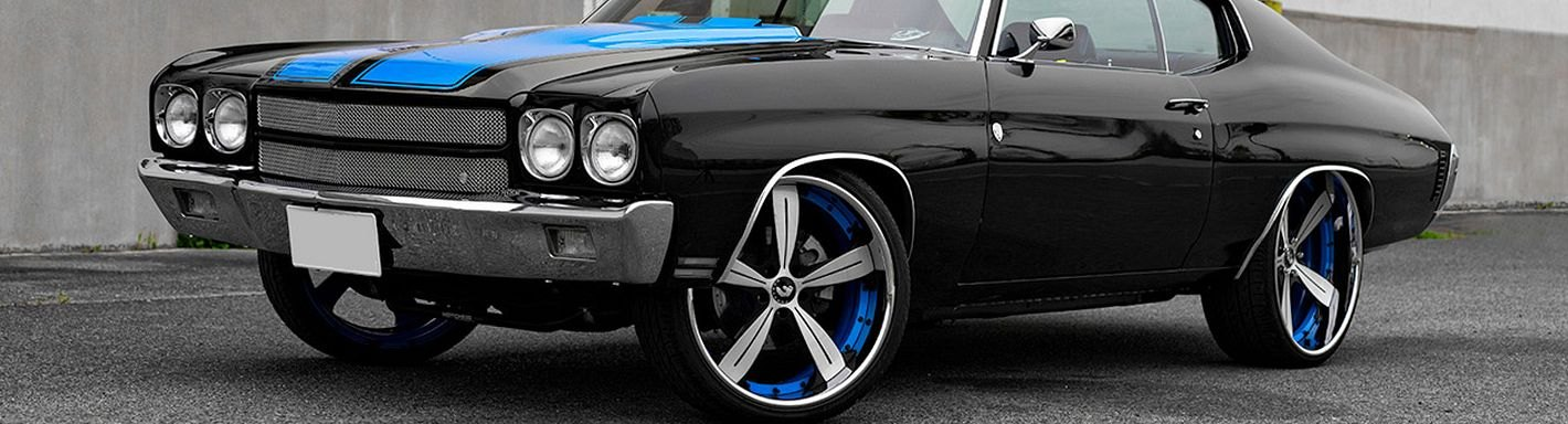 Chevy Chevelle Accessories & Parts