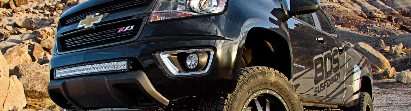 Chevy Colorado Accessories Parts