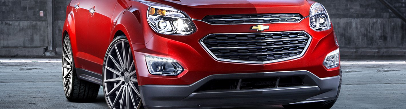 Chevy Equinox Accessories Parts Carid Com